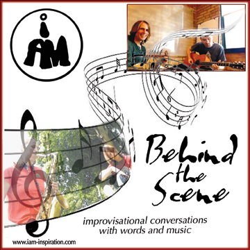 iam Behind the Scene cover art