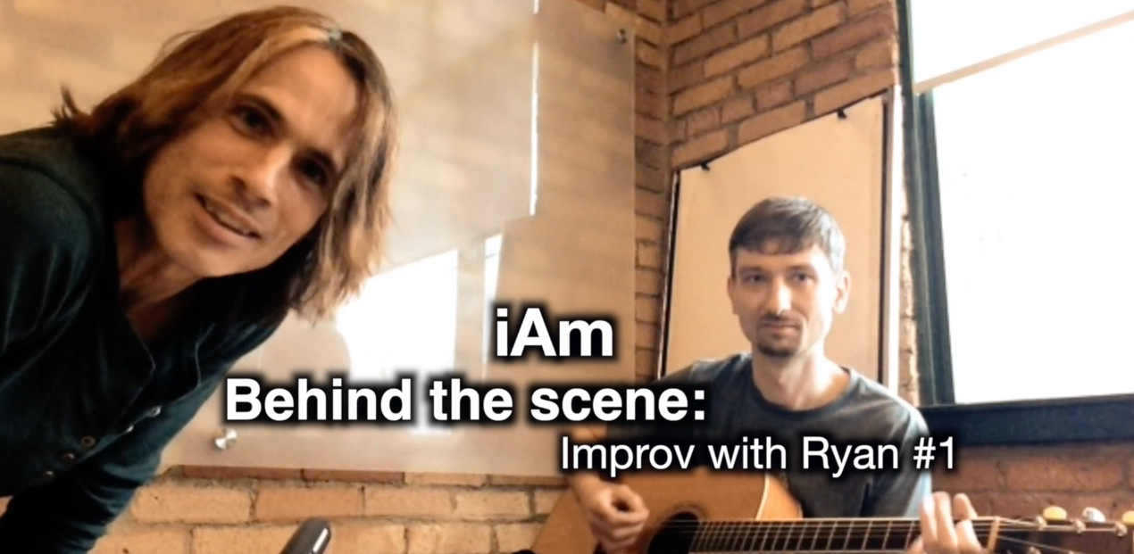 iam Behind the scene image