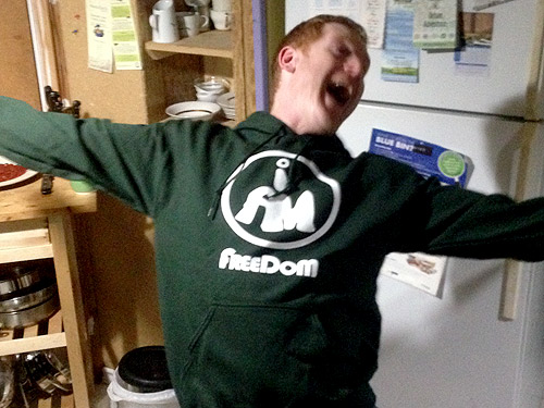 iam Freedom Sweaters!